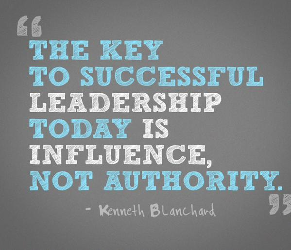 LinkedIn the-key-to-successful-leadership-today-is-influence-not-authority
